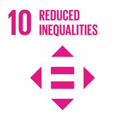 Sustainable Development Goal 10 Icon
