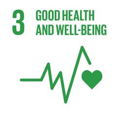 Sustainable Development Goal 3 Icon