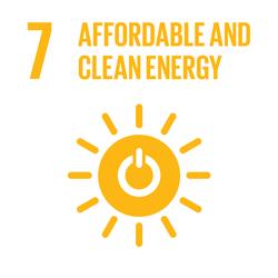 Sustainable Development Goal 7 Icon