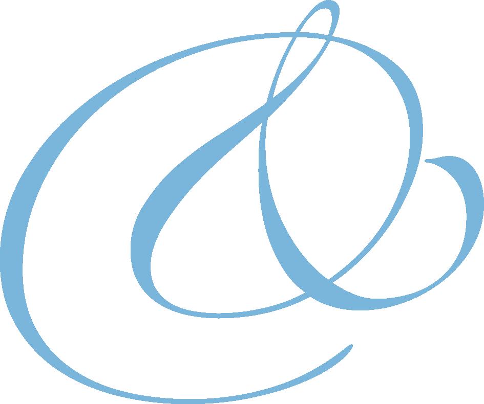 A Fancy Ampersand