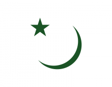 Islamic Moon Star