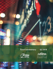 Sustainable Funds Q2 2019 Commentary