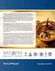 Sextant Mutual Funds Annual Report