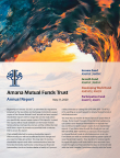 Amana Mutual Funds Trust Annual Report