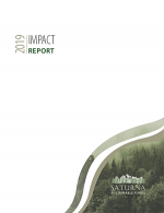 Saturna Sustainable Funds Impact Report 2019